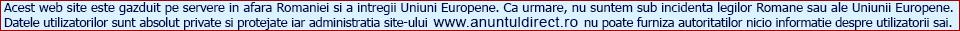 Info-Banner www.anuntuldirect.ro