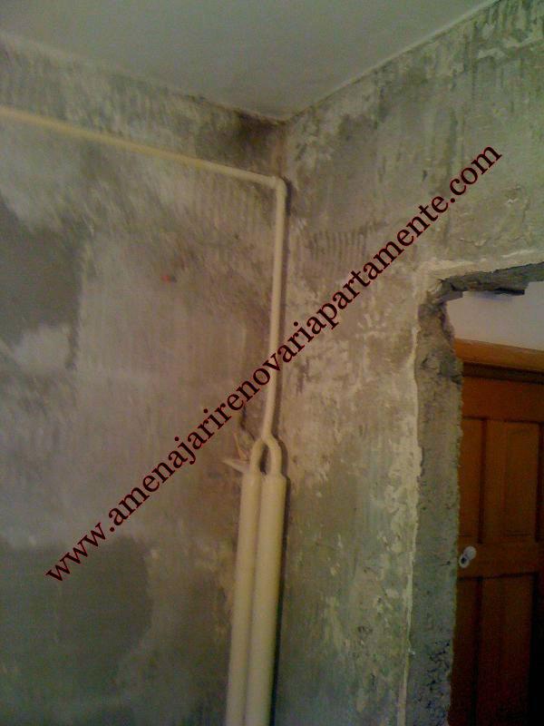 Zugrăveli Interioare, Amenajări Case, Renovări Apartamente Bucureşti (107)