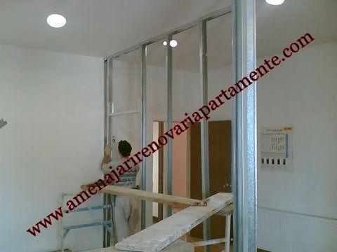 Zugrăveli Interioare, Amenajări Case, Renovări Apartamente Bucureşti (11)