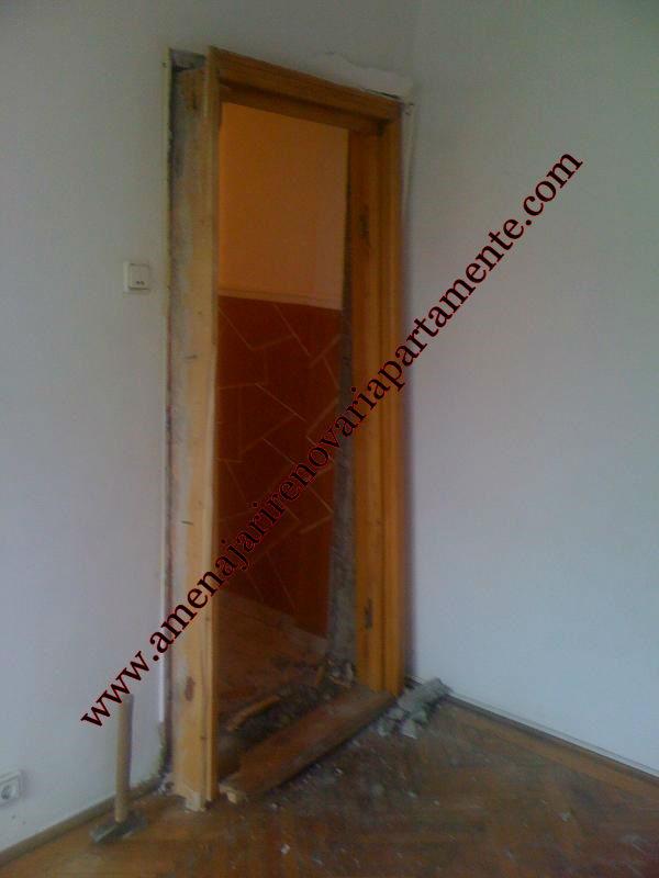 Zugrăveli Interioare, Amenajări Case, Renovări Apartamente Bucureşti (105)