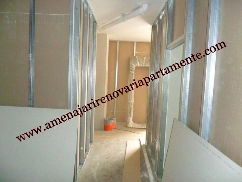 Zugrăveli Interioare, Amenajări Case, Renovări Apartamente Bucureşti (128)