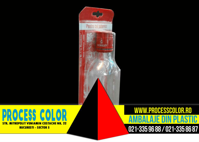 Blistere Sticla | Ambalaje Plastic