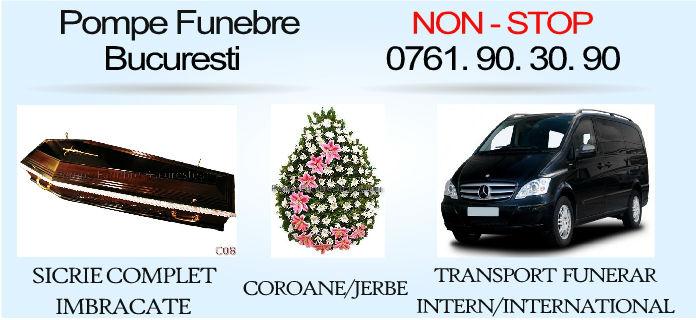 Pompe Funebre Bucuresti si Ilfov 0761.90.30.90