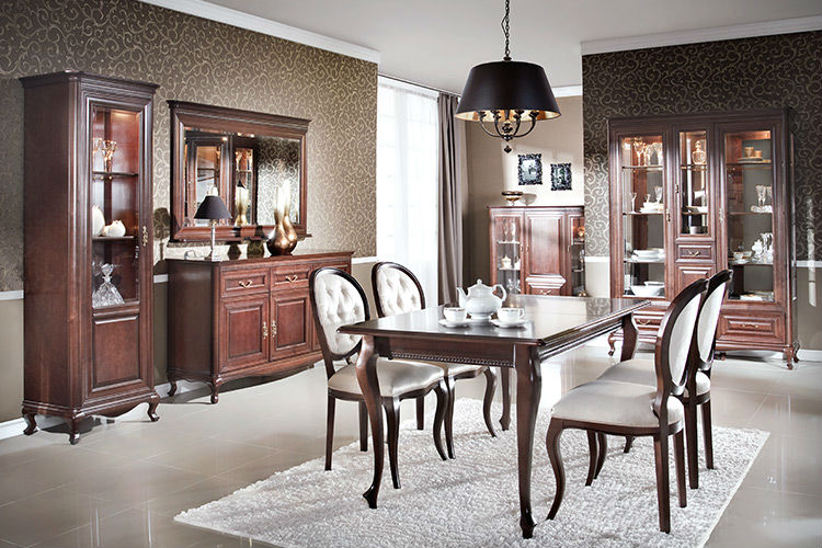 Aranjament dining room clasic