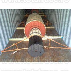 banda unifixx alba ancorare container piese utilaje banda legare trg