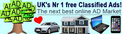StickyTree.co.uk's Nr 1 free Classified Ads best Ad market