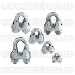 bride-cleme de prindere cablu clipsuri (bride) tip DIN 741