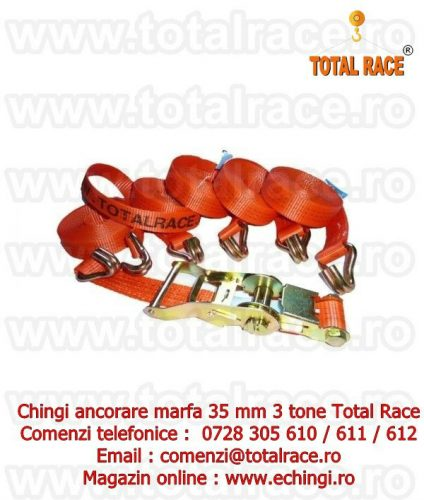chingi ancorare marfa cu clichet  chinga transport 3 tone 35 mm trg date 01