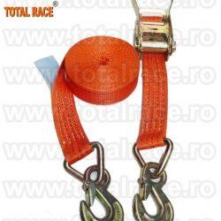chingi ancorare textile 50 mm carlig siguranta Total Race