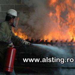 logo pompier alsting