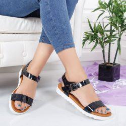 sandale-dama-lalovi-negre-cu-talpa-joasa-