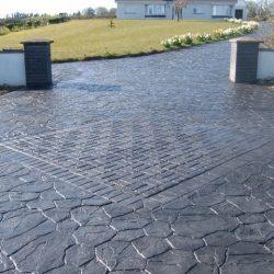 Despre avantajele betonului amprentat